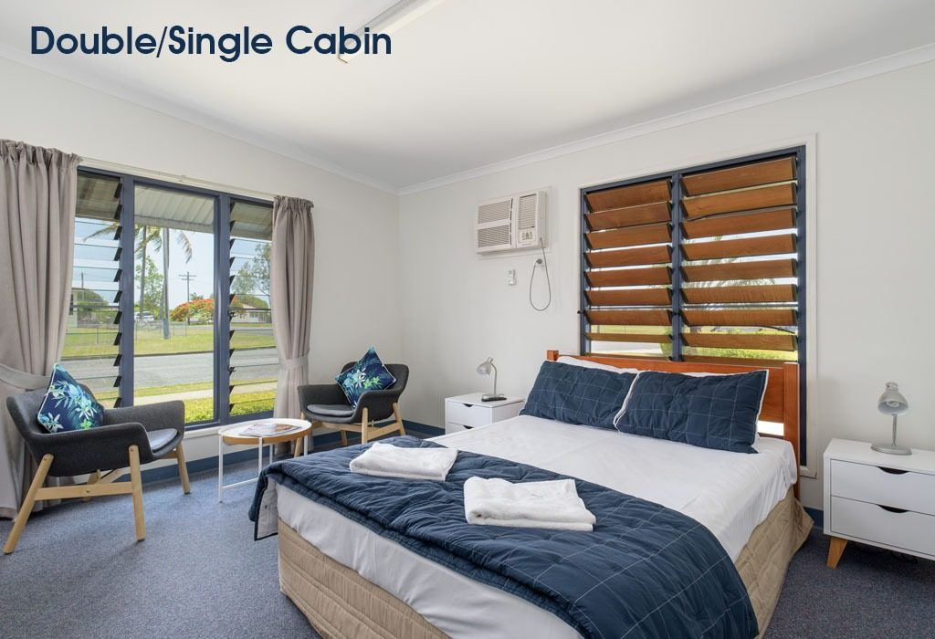 Tin-Can-Bay-Accommodation-Double:Single-Cabin