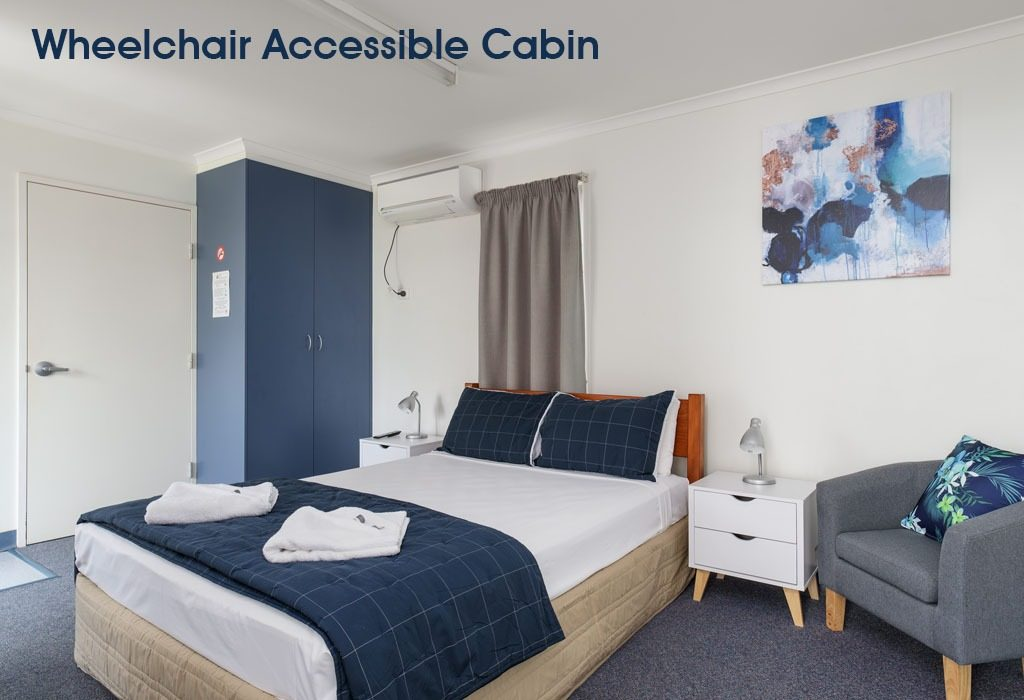Tin-Can-Bay-Accommodation-Wheelchair-Accessible-Cabin