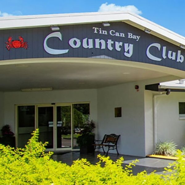 Tin Can Bay Country Club